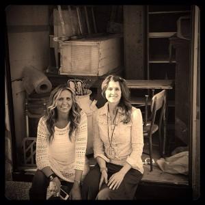 Leah and Tanya