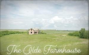 Farmhouse Spring market card photo